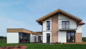 Das CLASSIC Musterhaus von GRIFFNER lädt im oberitalienischen Udine ab sofort zum Probewohnen ein. Foto: GRIFFNER