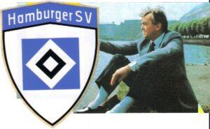 Von 1981 bis 1987 prägte Ernst Happel die Geschichte des HSV. Fotomontage: oepb
