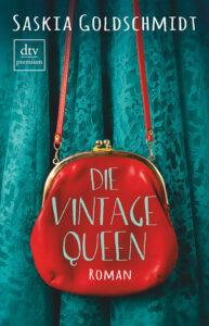 Buch Cover DIE VINTAGE QUEEN. Foto: dtv