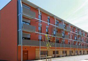 HOME 21 in Wien Floridsdorf bietet temporäres Wohnen ohne Eigenmittel zum unschlagbaren Mietpreis von 7,50 pro Quadratmeter ...