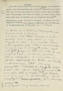 Philosoph Martin Heidegger-Foto: Nosbüsch & Stucke