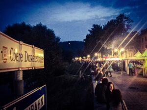 UFERN legt wieder ab! Donaustimmung pur in Alt-Urfahr in Linz ist somit wieder garantiert. Foto: Stadt Linz