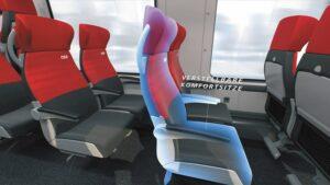 Es wird mehr Sitzplatzkapazität und Komfort für den Nahverkehr geboten. Die Zulassung erfolgt in Österreich, Deutschland und Italien. Foto: ÖBB / Talent3