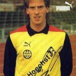 Uli Stein AK 1988_89_SG Eintracht Frankfurt