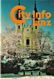 Cover City Info LINZ 2018