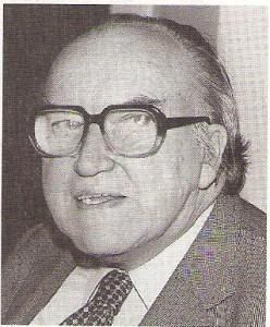 Der Linzer Publizist und Journalist Erwin H. Aglas, kurz e.h.a., in den späten 1980er Jahren. Foto: oepb