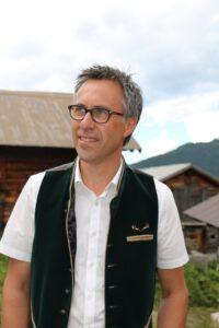Bauernbund-Präsident Abg. z. NR ÖkR DI Georg Strasser. Foto: Tiroler Bauernbund