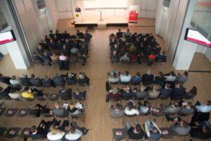 Das 4. VÖTB Forum war auch dieses Jahr wieder sehr gut besucht. Foto: Michael Hetzmannseder