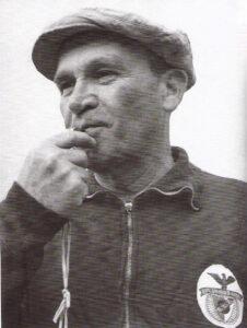 Béla Guttmann (* 27. Jänner 1899 in Budapest, † 28. August 1981 in Wien) war einer der erfolgreichsten Trainer in der Geschichte des Fußballsports. Foto: Sammlung Béla Guttmann