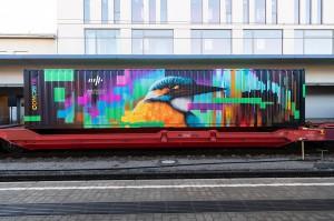 Nur der Schienengüterverkehr kann das Transportwachstum in Europa managen  sowohl bezüglich Nachhaltigkeit, als auch Verkehrssicherheit und Infrastrukturkapazität. Foto: ÖBB / David Payr