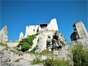 In einem Verlies der Burg Dürnstein wurde König Richard Löwenherz gefangen gehalten. Foto: oepb