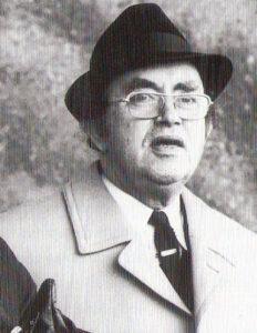 Viktor Gartner war zu seiner aktiven Zeit und getriebener, rast- und ruheloser österreichischer Spielervermittler. Seine Geschichten und Erzählungen aus seiner Ära waren legendär. Foto: privat/oepb