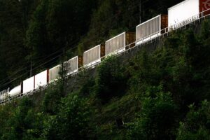 Die RCG hält bereits heute einen beträchtlichen Anteil bei Verkehren von Adriahäfen im Bahnlogistik-Bereich. Foto: ÖBB / David Payr