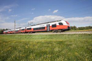 Die ÖBB hat 24 weitere Cityjet Desiro ML für den Nah- und Regionalverkehr in der Ost-Region bestellt. Foto: ÖBB / Harald Eisenberger
