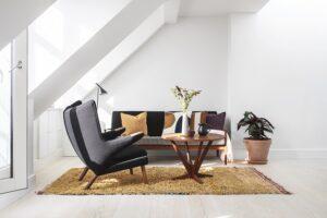 VELUX bietet nun vom Dachbodenausbau bis zur Wohnraumsanierung vielerlei an Renovierungs-Highlights für den Frühling. Foto: VELUX