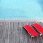 Bei Swimmingpool & Co. sollte man den Versicherungsschutz unbedingt mit dem Berater prüfen. Foto: OÖ-Versicherung