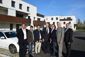 Das NBG-Beispiel in Obersiebenbrunn wird für die Zukunft Schule machen. Foto: Werner Jäger