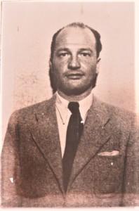 Dr. Josef Sora war 1944/45 als Lagerarzt im KZ Melk tätig. Er galt als absoluter Menschenfreund. Foto: oepb/KZ Gedenkstätte Melk