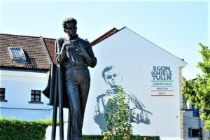 Die Saison 2019 im Egon Schiele Museum in Tulln ist eröffnet! Neue Schatzkammer und Veranstaltungen locken ins Museum nach Tulln an der Donau. Foto: Daniela Holzer