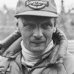 Der Formel 1-Rückkehrer Niki Lauda im Jahre 1982. Foto: Hans van Dijk / oepb