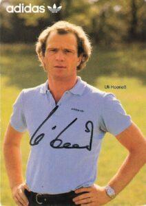 Im Mai 1979 begann eine beispiellose Erfolgs-Geschichte, die bis heute anhält. Uli Hoeneß wurde Manager des FC Bayern München. Sammlung: oepb