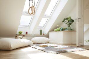 Tageslicht und Frischluft haben regenerative Effekte für den Menschen. 86 Prozent der ÖsterreicherInnen stellen die positiven Auswirkungen an die oberste Stelle. Foto: VELUX
