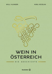 """Buch-Cover """"Wein in Österreich"""". Die Erscheinung ist im September 2019 geplant."""