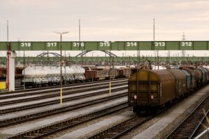 Es entstehen dabei effiziente und nachhaltige End-to-end-Logistiklösungen für ganz Skandinavien. Foto: ÖBB-RCG / David Payr