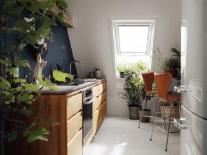 Mehr Natur in den eigenen vier Wänden: Pflanzen und Dachfenster als beliebte Optionen. Foto: VELUX