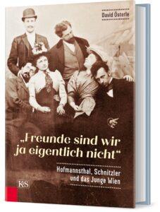 Cover Freunde sind wir ja eigentlich nicht_Autor David Österle