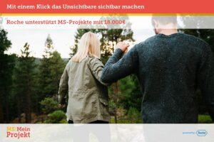 Foto-Plakat: Mein Projekt / Stark mit MS