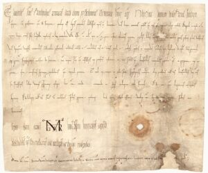Ab dem Nationalfeiertag am 26. Oktober 2019 präsentiert das HdGÖ die Ostarrichi-Urkunde. Bild: HdGÖ