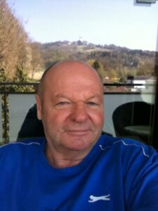 Der heute 67-jährige Erwin Fuchsbichler beim Interview-Termin in Linz-Urfahr. Foto: oepb