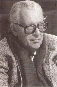 Prof. Dr. Erwin Ringel (* 1921, † 1994) Foto: privat / oepb