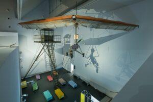 Ein Blick in die Ausstellung. Foto: Museum NÖ / Klaus Pichler