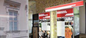 Das Zeitalter des Alois Mock. Foto: Museum NÖ / Herbert Vytiska