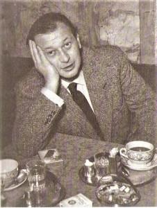 """Friedrich Torberg (*1908, † 1979) gedachte in """"Kaffeehaus ist überall"""" einer Zeit, die eine beachtliche Zeit lang in Wien als selbstverständlich galt. Foto: privat / oepb"""
