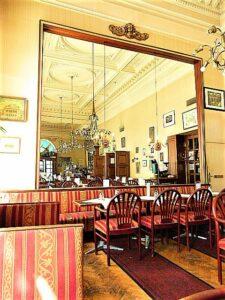 Kaffeehaus-Impressionen aus Wien. Foto oepb
