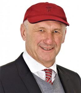 """Dr. Manfred """"Waschi"""" Mertel heute, als Gemeinderat der Stadt Klagenfurt. Foto: www.klagenfurt.at"""