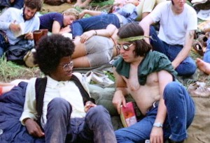 Woodstock 1969. Foto: Redmond / Campbell