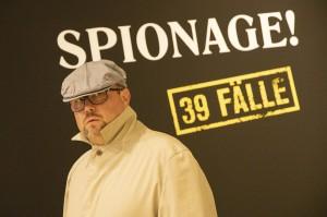 """Ausstellung """"Spionage! 39 Fälle"""". Foto: Theo Kust"""