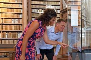 Die Österreichische Nationalbibliothek lädt zur ersten Online-Wahl. Foto: Österreichische Nationalbibliothek