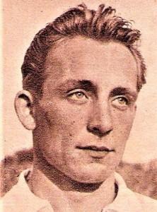 Der 23-jährige Walter Schleger im Jahre 1952 am Beginn einer großen Karriere. Foto: oepb
