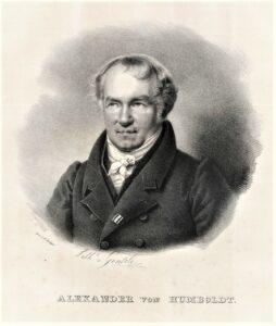 Porträt Alexander von Humboldt. Foto: NHM Wien