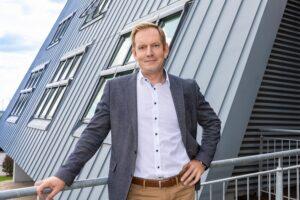 Georg Himmelstoß hat als neuer Geschäftsführer der VELUX Österreich GmbH viel vor. Foto: VELUX