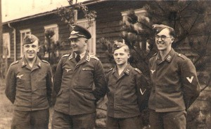 Deutsche Soldaten im Zweiten Weltkrieg. Foto: oepb