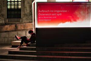 ORF Lange Nacht der Museen. Zirka 7.300 Menschen besuchten das Haus der Geschichte Österreich in der Neuen Burg in Wien. Foto: Haus der Geschichte Österreich