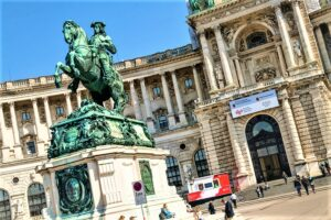 Zwischen November 2018 und September 2019 haben mehr als 93.000 Besucherinnen und Besucher das zeithistorische Museum in der Neuen Burg besucht. Foto: Haus der Geschichte Österreich