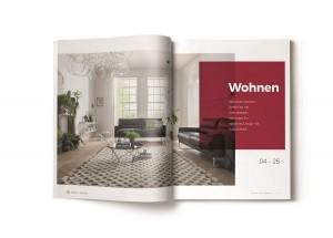 Beispiel Eigenmarkenjournal Möbelfachhandel. Foto: SERVICE&MORE