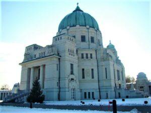 Blick auf die Dr.-Karl-Lueger-Gedächtnis-Kirche. Foto: oepb